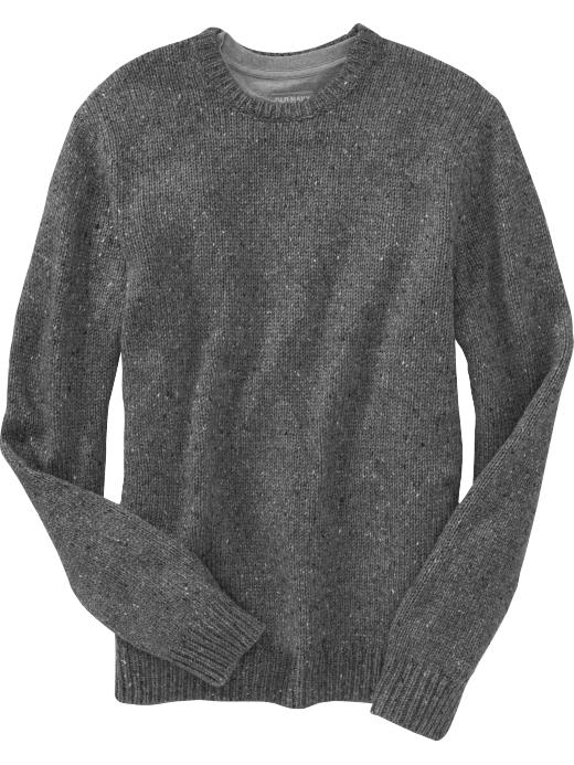 Old Navy Mens Crew Neck Sweater