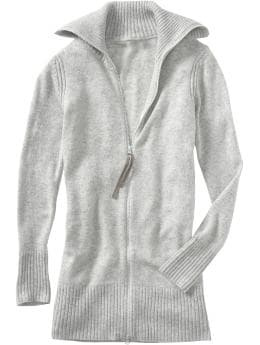 Oldnavy.com: Women: Fall's Latest Looks:Women's Long Zip Turtlenecks from oldnavy.com