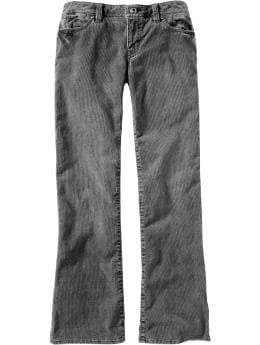 Old Navy Women's Low-Rise Cords