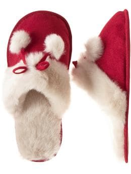 Oldnavy.com: Girls: Gifts By Price: $20 and Under:Girls Pompon Slippers