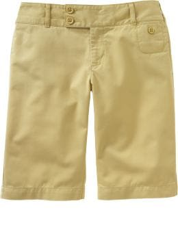 Old Navy Women's Cotton Bermudas