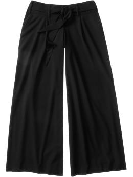 :: Adventures in the Stiletto Jungle ::: TREND: Palazzo Pants (The Death of the Skinny?) :  wool pants trousers wide-leg