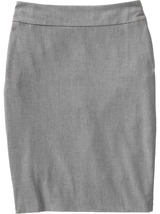 Women's Clothes: Women's Mid-Rise Pencil Skirts: Wear to Work | Old Navy :  work skirt