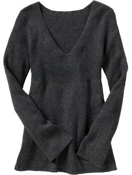 Women's V-Neck Babydoll Sweaters: Sweaters from oldnavy.com