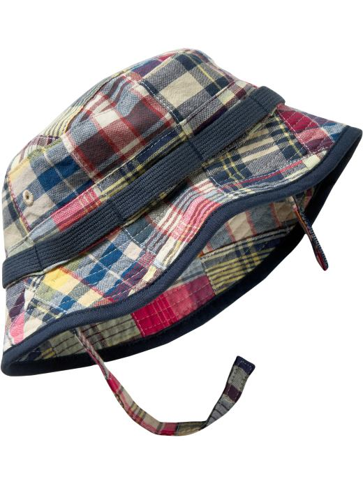 Baby Boys: Patchwork Hats for Baby: Little Gentleman | Old Navy