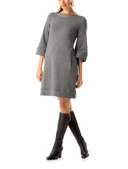 Oldnavy.com: Women: Women's Boatneck Bell-Sleeve Dresses: Dresses :  boatneck dress grey womens boatneck bell-sleeve dresses
