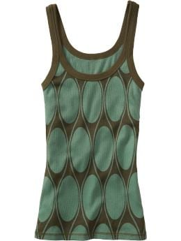 Oldnavy.com: Women: Women's Retro-Print Tanks: New Arrivals