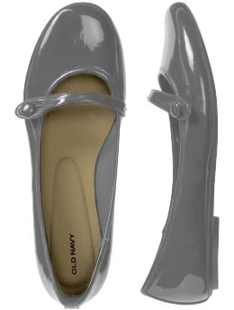 Oldnavy.com: Shoes & Accessories: Women's Patent Mary-Janes: Going-Out Chic: New Arrivals :  arrivals ballet shoes trendy womens clothing