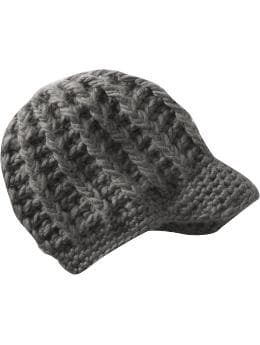 Oldnavy.com: Shoes & Accessories: Women's Cable-Knit Newsboy Caps: Hats, Gloves & Scarves
