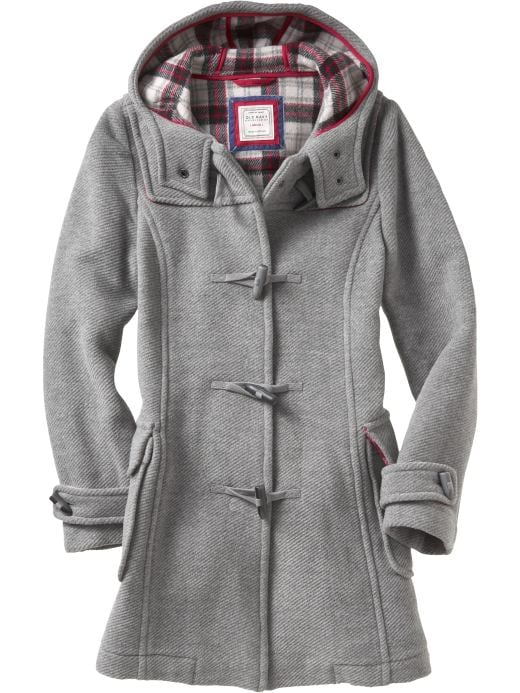 Women: Women's Wool-Blend Toggle Coats: Outerwear | Old Navy :  wool buy toggle coats