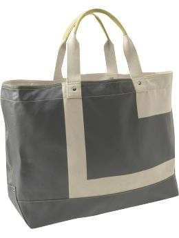 Women: Women's Large Printed-Canvas Totes: New Arrivals | Old Navy from oldnavy.com