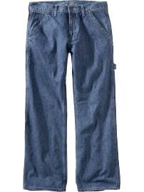 Men's Loose Painter Jeans