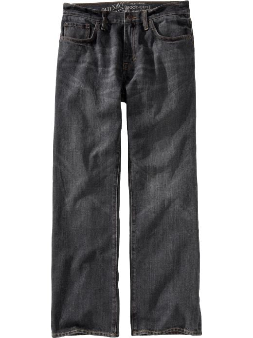Old Navy Mens Boot Cut Jeans