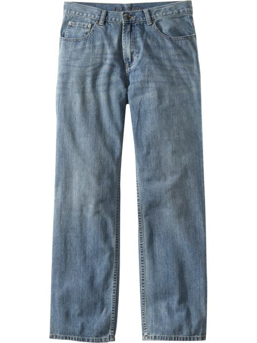 Old Navy Mens Straight Fit Jeans