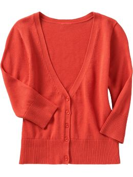 Women's Clothes: Women's Cropped Cardigans: Sweaters | Old Navy