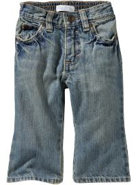 Boot-Cut Jeans for Baby