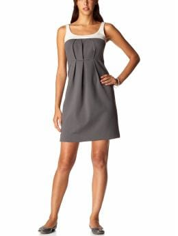 Women's Clothes: Women's Stretch Ponte Pleated Tank Dresses: Dresses | Old Navy :  dress tank dress old navy
