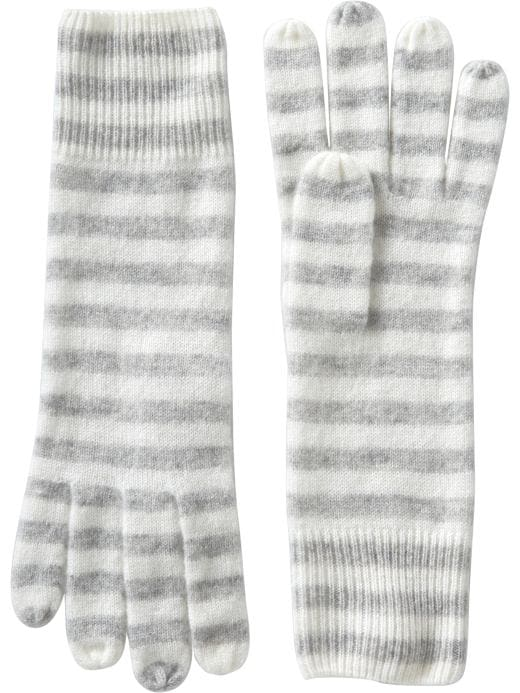 Shoes and Accessories: Women's Cashmere Gloves: Gloves Scarves, Gloves & Hats | Old Navy :  cashmere holiday gifts winter gifts