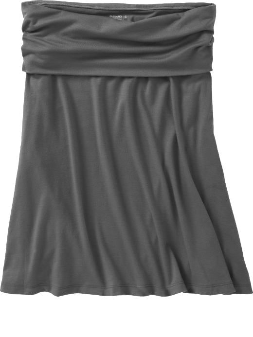 Women's Clothes: Women's Foldover Jersey Skirts: Skirts | Old Navy