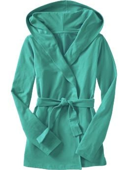 Women's Clothes: Women's Yoga Wrap Hoodies: Activewear Petite | Old Navy
