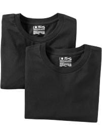 Men's Crew-Neck Undershirt 2-Packs