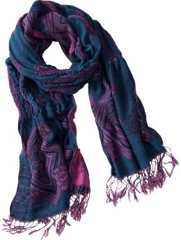Women's Clothes: Women's Fringed Jacquard Scarves: New Fall Collection | Old Navy