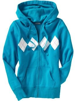 Women's Clothes: Women's Fleece Zip Hoodies: Hoodies | Old Navy