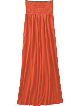 Women's Clothes: Women's Jersey Tube Sundown Gowns: Dresses | Old Navy