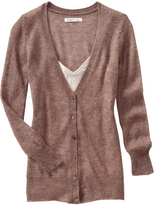 Old Navy - Women's Mohair Blend Cardigans