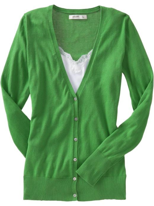 Women's V-Neck Cardigans | Old Navy :  cardigan sweater lightweight cardigan fall fashion