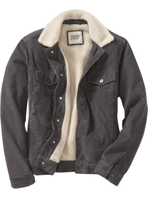 Fleece Lined Mens Jacket Jacketin