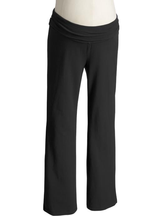 Old Navy Maternity Roll Panel Yoga Pants