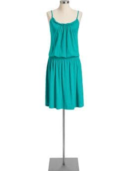 Women's Braided-Trim Jersey Sundresses | Old Navy from oldnavy.gap.com