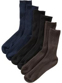 Boys Dress Sock 3-Packs
