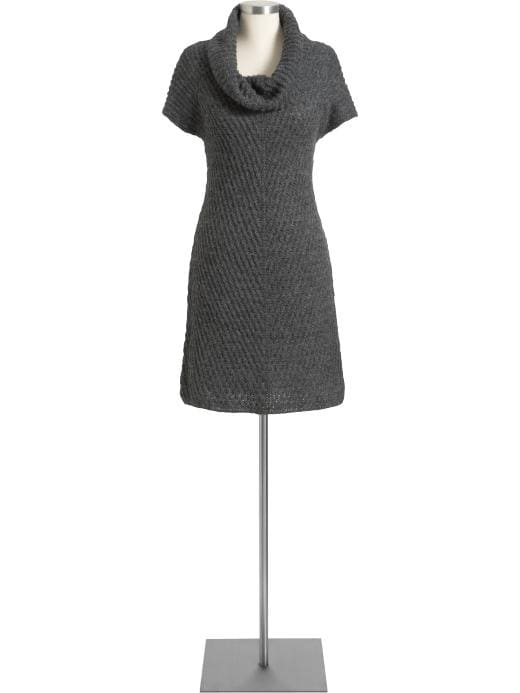 Old Navy Women's Cowlneck Sweater Dresses