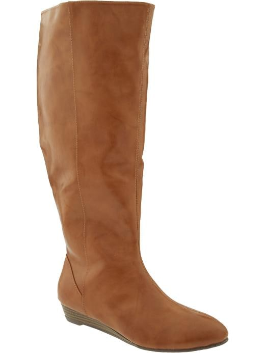 Old Navy Womens Plus Wide Calf Boots