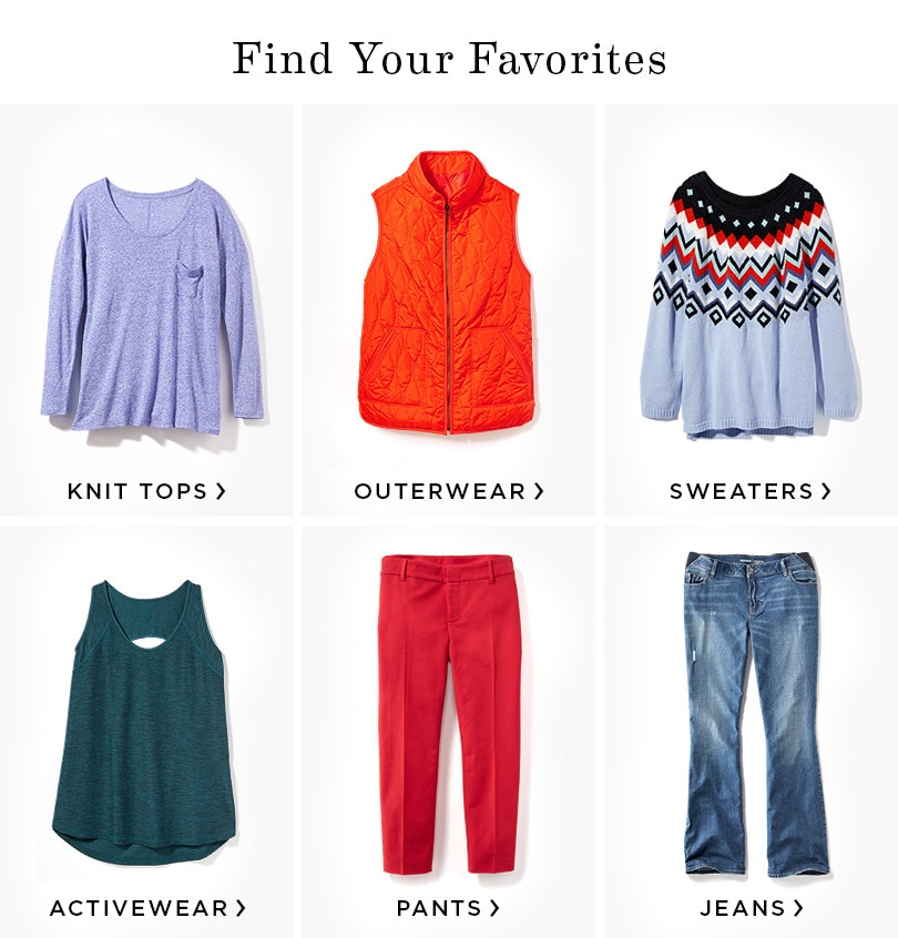 Old navy womens plus size pants