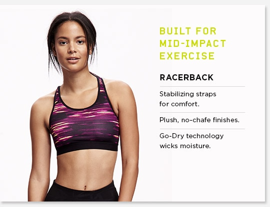 Old Navy Active Sports Bras: Built for Support