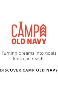 Camp Old Navy