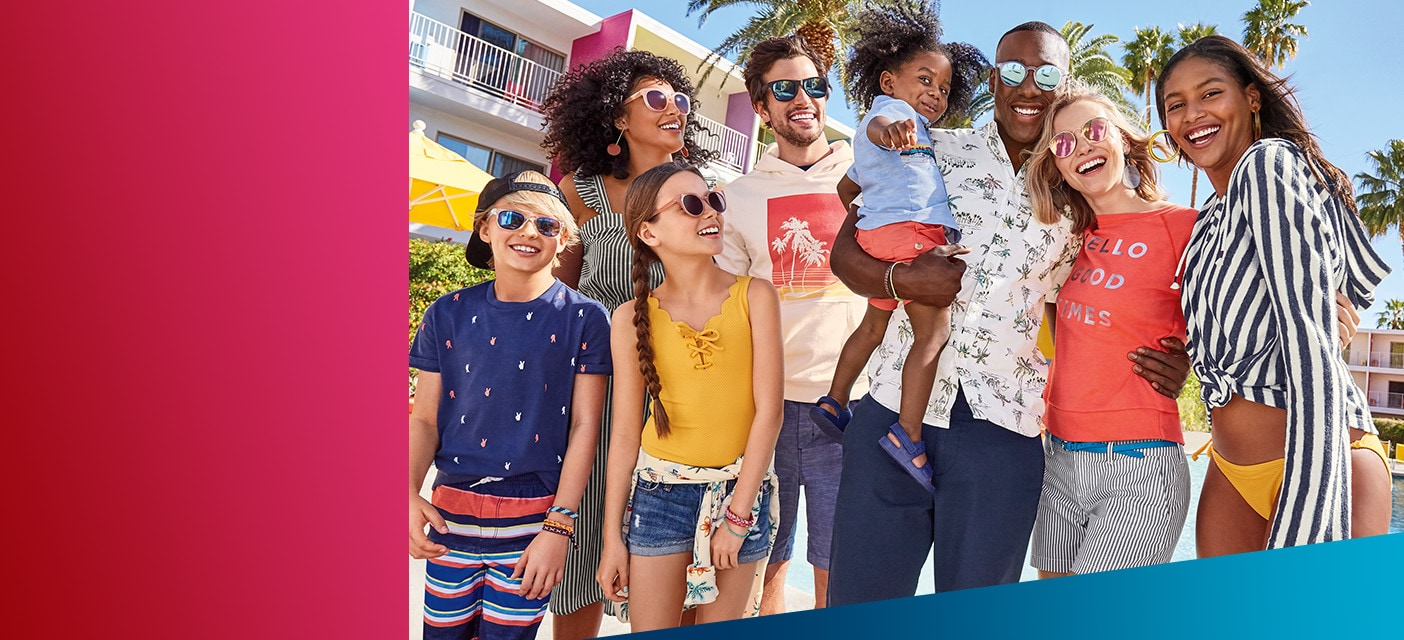 Cardmember Exclusive. $1 Dolla Holla. Flip-Flop Pre-Sale. When you use your Old Navy Card or any credit card from our family of brands. See Exclusions & Details.