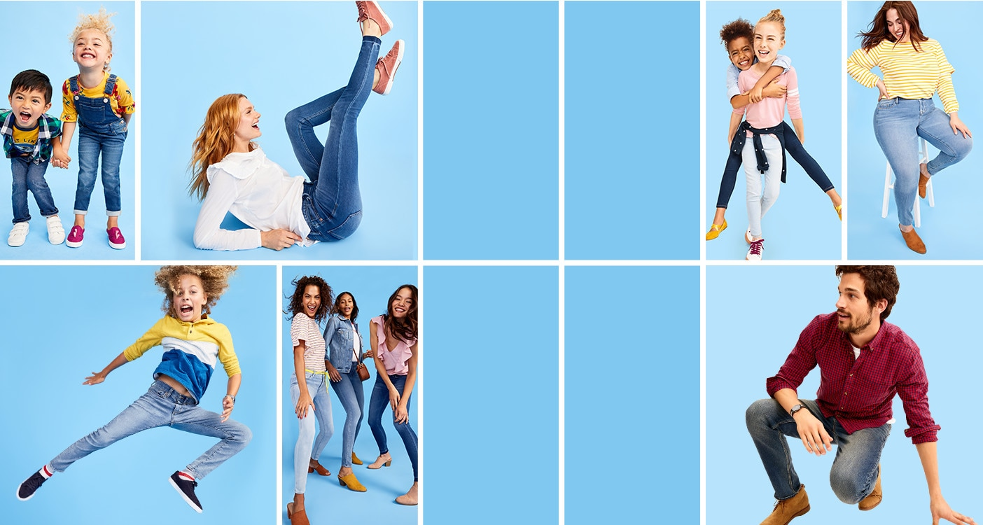 All Jeans & Tops On Sale. Up to 50% Off
