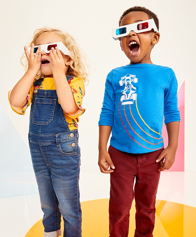 Kids & Baby Sale. Up to 60% Off