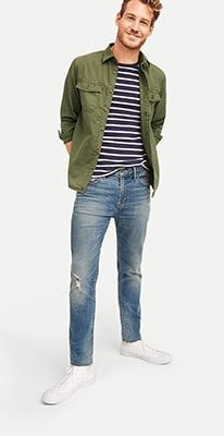 11c75615a Men's Jeans - Low Rise, Skinny, Boot Cut & More | Old Navy