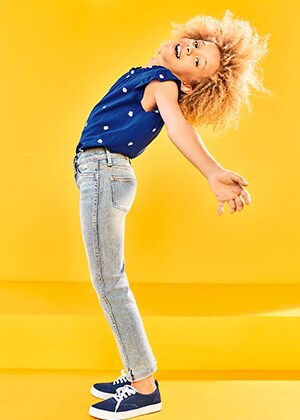 All Jeans & Select Tops on Sale up to 50% Off