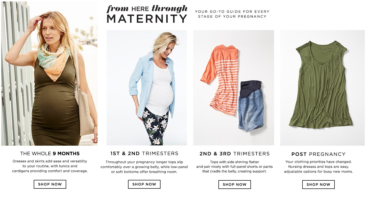 Where To Buy Cute Women's Clothes Online old navy maternity clothing