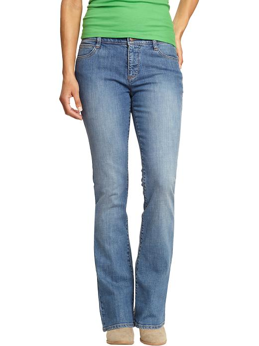 Old Navy Womens The Dreamer Boot Cut Jeans