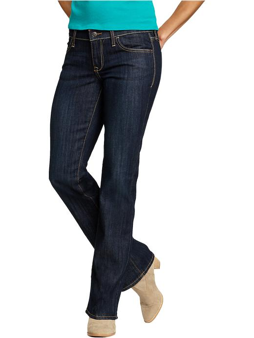 Old Navy Womens The Diva Boot Cut Jeans