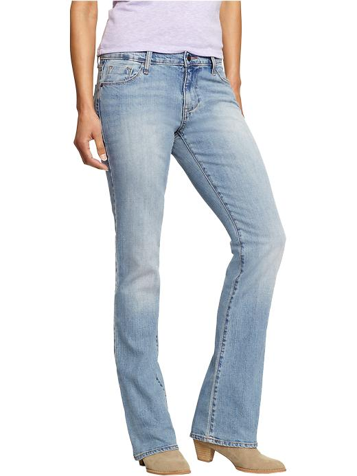 Old Navy Womens The Sweetheart Boot Cut Jeans