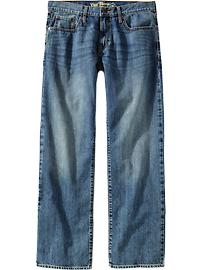 Men's Loose-Fit Jeans