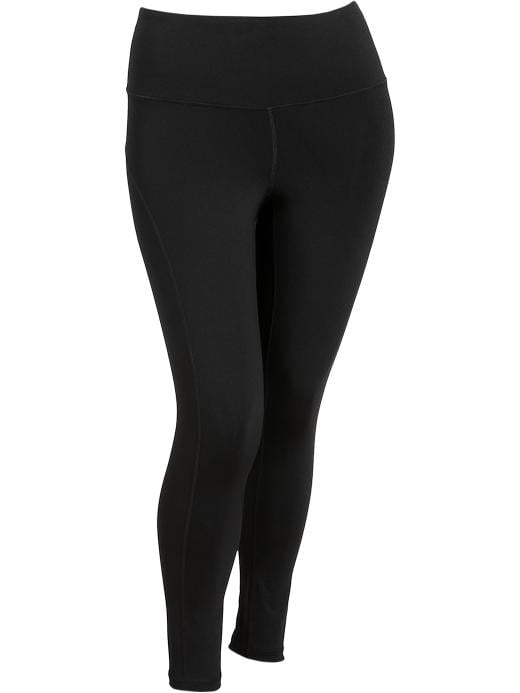 Old Navy Womens Plus Active Compression Pants